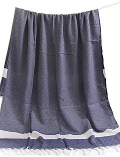 Frischer Stil Badehandtuch,Solide Gehobene Qualität Reine Baumwolle Handtuch