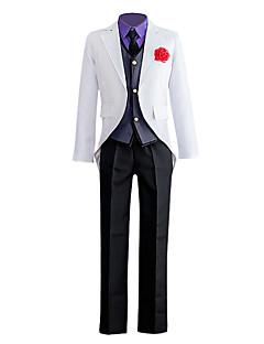 """billige Anime Kostymer-Inspirert av LOL Cosplay Anime  """"Cosplay-kostymer"""" Cosplay Klær Lapper Langermet Trøye / Topp / Bukser Til Herre"""