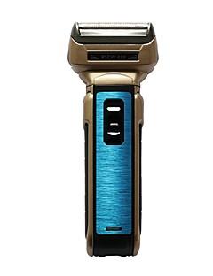 billige Barbermaskiner & Barberhøvler-bensir rscw-888 3 i 1 menns elektriske barbermaskin skjegg trimmer oppladbar barberhøvel for menn barbering nese hår ansikt omsorg
