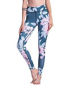 cheap Fitness Clothing-Yoga Pants Leggings Yoga Medium Waist Stretchy Sports Wear Women's Yoga Running/Jogging Pilates Casual Multisport