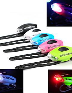 billiga Cykling-Cykellyktor säkerhetslampor Baklykta till cykel cykel glödljus LED - Cykelsport Varning Enkel att bära CR2032 50-70lm Lumen Batteri