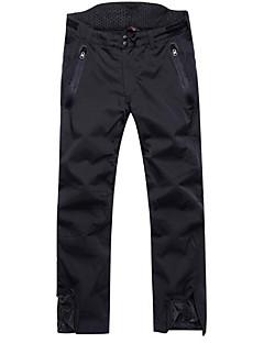 Herre Skibukser Varm Vindtett Vandring Vandring Snowboarding Snøsport Polyester Polyester Taft