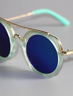 tanie Akcesoria dla dzieci-Okulary - Dla obu płci - Wiosna, jesień, zima, lato - Żywica z metalowym klipsem Niebieski Blushing Pink