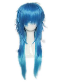Cosplay Parykker Dramatical Murder Cosplay Anime / Videospill Cosplay-parykker 60 CM Varmeresistent Fiber Unisex