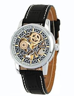 Pánské Krabičky na hodinky Hodinky na běžné nošení Módní hodinky Hodinky k šatům Hodinky s lebkou Náramkové hodinky mechanické hodinky