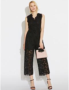 Χαμηλού Κόστους Designed For Elegance-Γυναικεία Ολόσωμα - Μονόχρωμο Τιράντες