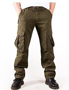tanie Turystyczne spodnie i szorty-Męskie Spodnie cargo Na wolnym powietrzu Trener Chodzenie Spodnie Piesze wycieczki Kemping Chodzenie