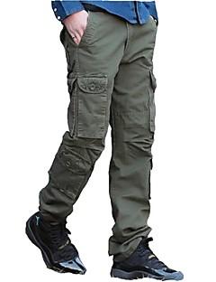 tanie Odzież turystyczna-Męskie Turistické kalhoty Na wolnym powietrzu Trener Chodzenie Spodnie Piesze wycieczki Wędkarstwo Kemping