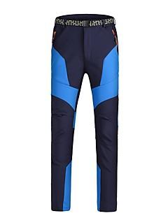 baratos Calças e Shorts para Trilhas-Homens Calças de Trilha Quente Prova-de-Água A Prova de Vento Vestível Anti-Estático Respirabilidade Esqui Náilon Chinês