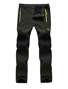 Heren Skibroek waterdicht Houd Warm Winddicht Anti-statisch Skiën Wintersporten Nylon