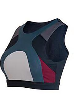 billige Løbetøj-Dame SportsBH'er - Orange, Himmelblå, Grå Sport Undertøj Heppekorskostumer, Løb Hurtigtørrende, Vindtæt, Åndbarhed Ensfarvet