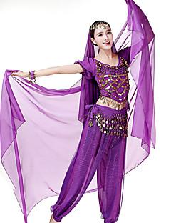 cheap Dance Accessories-Belly Dance Women's Performance Spandex Veil