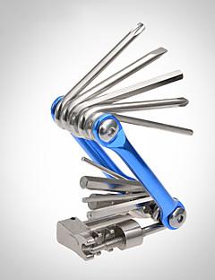 billiga Cykling-Repair Kit Reparationskit Vägcykling / Rekreation Cykling / Utomhusträning Kolstål Guld / Blå
