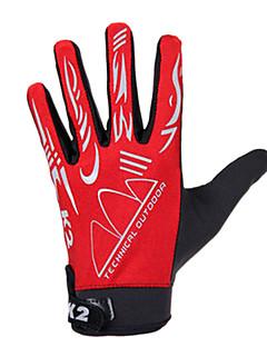 voordelige KORAMAN®-KORAMAN Activiteit/Sport Handschoenen Fietshandschoenen Ademend Anti-ohjaimella Lange Vinger Spandex Fietsen / Fietsen Heren Dames Unisex