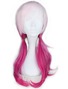 billige Anime cosplay-Cosplay Parykker Guilty Crown Anime Cosplay-parykker 60 CM Varmeresistent Fiber Dame Jente