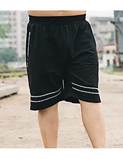 billige Herrebukser og -shorts-Herre Vintage Joggebukser Bukser Ensfarget