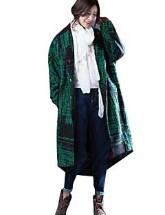 cheap Women's Blazers & Jackets-Women's Vintage Jacket - Solid, Pleated