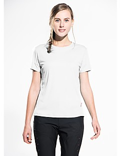 cheap Hiking T-shirts-Snowwolf® Women's Hiking T-shirt Outdoor Quick Dry Stretchy Reduces Chafing Super Slim Breathability T-shirt Invisible Casual Outdoor