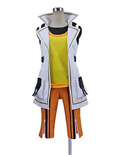 """billige Anime cosplay-Inspirert av God Eater Cosplay Anime  """"Cosplay-kostymer"""" Cosplay Klær Annen Ermeløs Frakk Bukser Hansker Mer Tilbehør Til Herre Dame"""