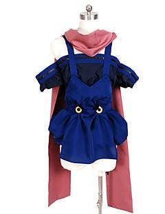 """billige Anime Kostymer-Inspirert av Jojos Bizarre Adventure Cosplay Anime  """"Cosplay-kostymer"""" Cosplay Klær Annen Kortermet Topp / Bukser / Hansker Til Herre / Dame"""