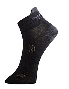 cheap Cycling Socks-Men's Socks Sport Socks / Athletic Socks Quick Dry Breathable Deodorized Antibacterial Sweat-wicking - 5 Pairs Grid Pattern All Seasons