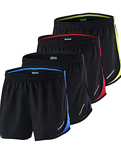 cheap Fitness Clothing-Arsuxeo Men's Running Shorts Quick Dry, Breathable, Soft Shorts / Bottoms Yoga / Pilates / Camping / Hiking 95% Polyester 5% Spandex