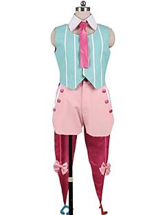 """billige Anime Kostymer-Inspirert av Programmene Frontier Cosplay Anime  """"Cosplay-kostymer"""" Cosplay Klær Annen Ermeløs Halsklut / Topp / Bukser Til Herre / Dame"""
