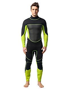 59843ebb9e MYLEDI Men s Full Wetsuit 3mm Neoprene Diving Suit Waterproof Thermal    Warm Long Sleeve Back Zip - Swimming Diving Spring Summer Fall   Winter