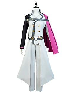 """billige Anime Kostymer-Inspirert av Seraf av End Cosplay Anime  """"Cosplay-kostymer"""" Cosplay Klær Annen Langermet Frakk / Bukser / Hansker Til Herre / Dame Halloween-kostymer"""