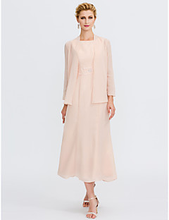Dusty Rose Mother of the Bride Dresses