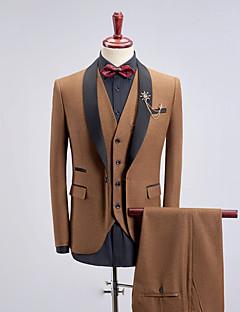 billige Herremote og klær-Spissjakkeslag drakter - Ensfarget Herre