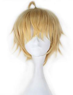 billige Anime cosplay-Cosplay Parykker Seraf av End Andre Anime Cosplay-parykker 32cm CM Varmeresistent Fiber Alle