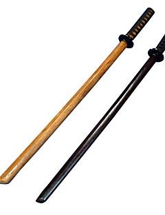 baratos Swords Anime Cosplay-Espada Inspirado por Dead Fantasias / Anime de biscoito Anime Acessórios para Cosplay Espada Madeira Anime Trajes da Noite das Bruxas
