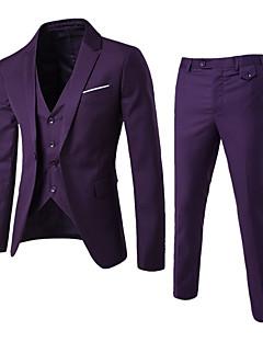 billige Herremote og klær-drakter - Ensfarget Forretning Grunnleggende Herre