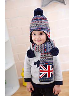 tanie Akcesoria dla dzieci-Kapelusze i czapki - Dla dziewczynek Dla chłopców - Lato - Akryl Navy Blue
