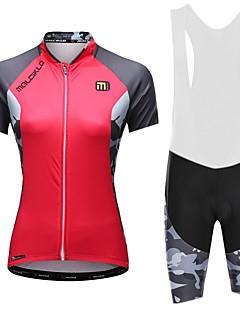 billige Sykkelklær-kvinners sykkeljersey med bib shorts - svart hvit sykkel bib shorts jersey, hurtig tørr, anatomisk design, reflekterende striper, sommer,