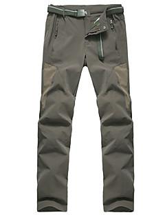 tanie Odzież turystyczna-Męskie Turistické kalhoty Na wolnym powietrzu Fast Dry Quick Dry Odvádí pot Oddychalność Spodnie Doły Outdoor Exercise Multisport