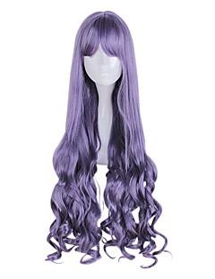 billige Anime cosplay-Cosplay Parykker Cardcaptor Sakura Andre Anime Cosplay-parykker 80cm CM Varmeresistent Fiber Alle