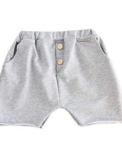 billige Bukser og leggings til piger-Børn / Baby Unisex Regnbue Shorts