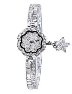 billige Armbåndsure-Dame Armbåndsur Japansk Vandafvisende Legering Bånd Vedhæng Sølv / Guld / Rose Guld