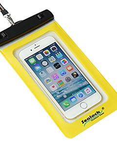お買い得  防水バッグ & 防水ケース-携帯電話バッグ のために 携帯電話 ライトウェイト / 防雨 / 耐久性 6 インチ ゴム 20 m