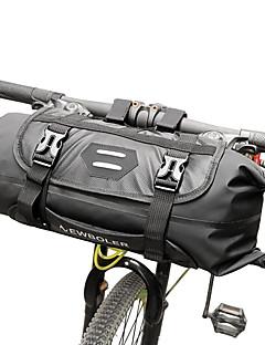 billiga Cykling-ROSWHEEL 3-7 L Väska till cykelstyret Cykelväska TPU Cykelväska Pyöräilylaukku Cykling