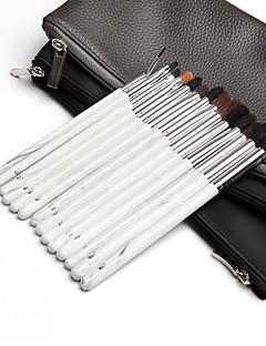 billiga Sminkborstar-14st Makeupborstar Professionell Borstsatser / Smink / Hudvård Professionell / Fullständig Täckning Trä / Bambu