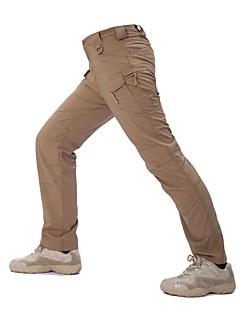 tanie Turystyczne spodnie i szorty-Męskie Spodnie turystyczne Na wolnym powietrzu Szybkie wysychanie, Oddychalność, SPF35 Spodnie Piesze wycieczki / Ćwiczenia na zewnątrz