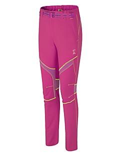 baratos Calças e Shorts para Trilhas-Mulheres Calças de Trilha Ao ar livre Leve, Secagem Rápida, Respirabilidade Elastano Calças Equitação / Exercicio Exterior / Micro-Elástica