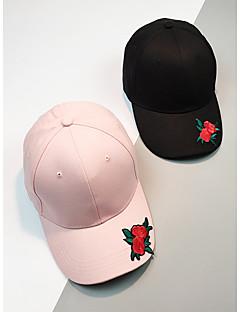 billige Hatter til damer-Unisex Grunnleggende / Ferie Baseballcaps Blomstret