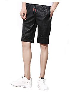 billige Herrebukser og -shorts-Herre Aktiv Chinos Bukser Geometrisk