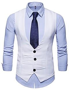 billige Herremote og klær-Flettet سترة-Ensfarget Aktiv Grunnleggende Herre