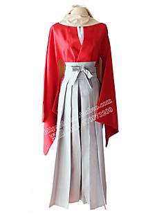 """billige Anime cosplay-Inspirert av Gintama Gintoki Sakata / Okita Sougo Anime  """"Cosplay-kostymer"""" Cosplay Klær / Våpen Helfarge / Animé Sokker / Mer Tilbehør / Våpen Til Herre Halloween-kostymer"""
