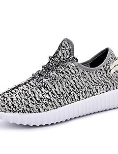 Χαμηλού Κόστους -Ανδρικά Παπούτσια άνεσης Δίχτυ Άνοιξη / Φθινόπωρο Τρέξιμο Ισοθερμικό Κόκκινο / Μπλε / Ουράνιο Τόξο